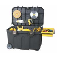 STANLEY Pojízdný box na nářadí Mobile Job Chest s integrovaným zámkem 76 x 58 x 58 cm, 1-93-278