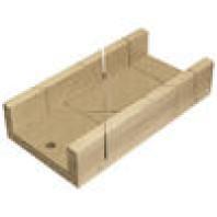 FACHMANN Pokosnice profi masivní dřevo 400 x 160 x 50 mm M971-01002