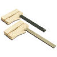 FACHMANN Dřevěná exentrická svěrka 390 x 145 x 24 mm M981-01030