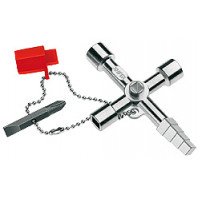 KNIPEX Profi-Key  Klíč na rozvodné skříně 001104