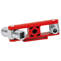 KNIPEX Klíč na rozvodné skříně univerzální 001106V02