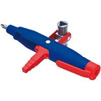 KNIPEX Profi-Key Klíč kolíkový na rozvodné skříně  001108