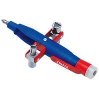 KNIPEX Klíč kolíkový na rozvodné skříně se zkoušečkou 001117