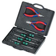 KNIPEX Pouzdro s kleštěmi pro elektroniku 002018