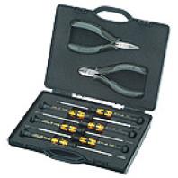 KNIPEX Pouzdro s kleštěmi pro elektroniku 002018 ESD