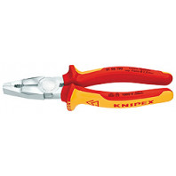 KNIPEX Kleště kombinované Chrom-vanadium 160 mm 0106160