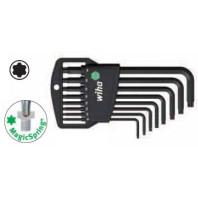 WIHA Sada zástrčných klíčů TORX MagicSpring 371RIPH8 v držáku Classic, 8dílná 34742