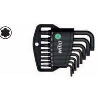 WIHA Sada zástrčných klíčů TORX PLUS 361IPH8 v držáku Classic, 8dílná 36459