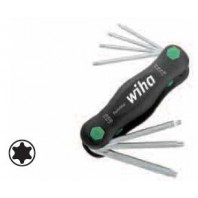 WIHA Sklopný držák PocketStar 363P7 pro TORX, 7dílný 23051