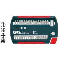 WIHA Zásobník nástavců XLSelector Standard 7948005 kombinovaný, 31dílný 29417