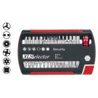 WIHA Zásobník nástavců XLSelector Standard Security 7948927, 31dílný 29416