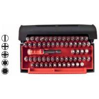 WIHA Zásobník Bit Collector Security 7928923 kombinovaný, 61dílný 07943