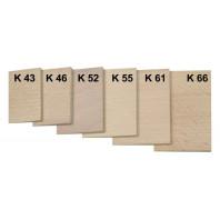 Zbirovia Sada klínků dřevěných 46 x 30 x 5,5 mm, 3023/46