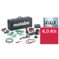 METABO BF 18 LTX 90 Set, 18V Aku pásový pilník, 60032187