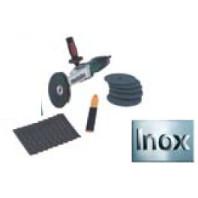 METABO 1200W Bruska koutových svarů KNSE 12-150 Set, 60213350