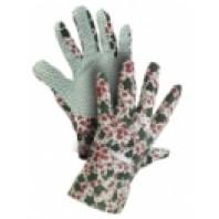 CANIS Rukavice TABLA bavlna s PVC terčíky vel. 9 331000399908