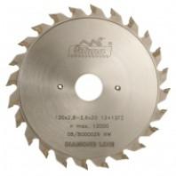 Předřezový kotouč PKD 80x2,8-3,6x20 5373 10+10 FZ - DIA 5,0 mm