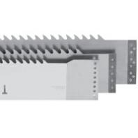 Pilový list pro strojní rámové pily 160x2,2 5360.01 NV - trojúhelníkové ozubení 75Cr1