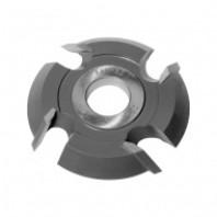 Fréza úhlová SK 45° 140x20x30 4z 5015 R-spodní braní 501545201