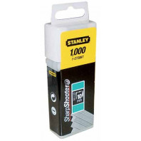 STANLEY Sponky typ CT 10 mm 1000 ks, 1-CT306T