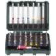 METABO Box s bity 56ti dílný  - novinka - cenový hit 62670200