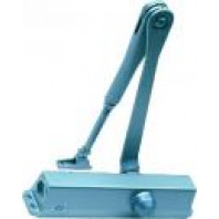 BRANO Pastorkový zavírač dveří  typ D80 /13V stříbro - bez stavěče 549 171 277 390