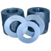 Páska ocelová 16 x 0,4 mm čer.lak, jedn.navin, 800 MPa 700 000873