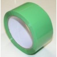 Páska lepící zelená, 50 mm x 66 m  700 007949