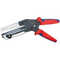 KNIPEX Nůžky na plasty 275 mm 950221