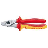 KNIPEX Nůžky kabelové 165 mm 9516165