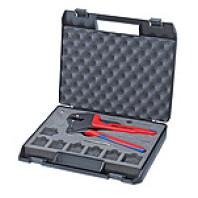 KNIPEX Kleště lisovací víceúčelové systémové 200 mm 9743200
