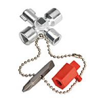 KNIPEX Klíč na rozvodné skříně 76 mm 001103