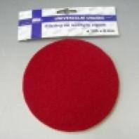 MAGG Kotouč leštící se suchým zipem filcový 125 x 6 mm filcový se suchým zipem BL9330125