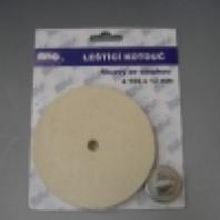 MAGG Kotouč leštící filcový se stopkou 100 x 12 mm filcový se stopkou BL9340100