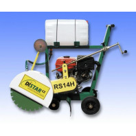 RS19R-ŘezačspársmotoremRobinsestředovýmvýplachem,řezačespár