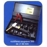 KONRADSouprava350-Polyfúznísvářečkaprosvařovánítermoplastů