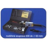 KONRADSouprava800-Polyfúznísvářečkaprosvařovánítermoplastů