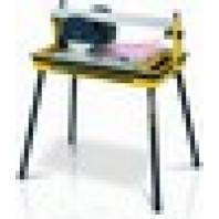 POWERPLUS Řezačka obkladů s laserem a stolem 180 mm 600 W POWX240