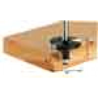 Festool Zaoblovací fréza stopka 8 mm HW S8 D25,5/R6,35 KL 491013