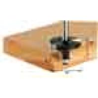 Festool Zaoblovací fréza stopka 8 mm HW S8 D42,7/R15 KL 491017