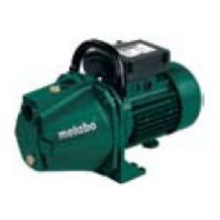 METABO 900W Zahradní čerpadlo P 3000 G, - cenový hit 0250300042
