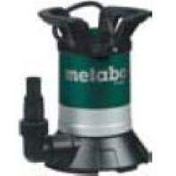 METABO 250W Ponorné čerpadlo na čistou vodu TP 6600 (bez plováku), 0250660000