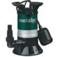 METABO 450W Ponorné čerpadlo na znečištěnou vodu PS 7500 S, 0250750000