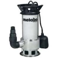 METABO 1100W Ponorné čerpadlo na znečištěnou vodu PS 18000 SN, 0251800000