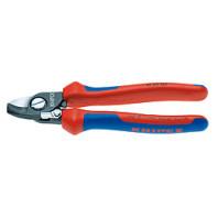 KNIPEX Nůžky kabelové s otevírací pružinou 165 mm 9522165