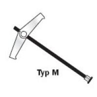 SklápěcípružinovákotvaTOXTICKI-M4x90mm,typM4-50ks