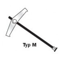 SklápěcípružinovákotvaTOXTICKI-M6x100mm,typM6-25ks