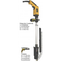 BEA průmyslový šroubovák se zásobníkem-prodloužený,pro vruty 16-75mm SC75/2500WS 2500ot./min obj.č.12600039 objednací číslo: 12600039