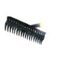 METRIE Hrábě prořezávací 16 zubů (bez násady) 886399
