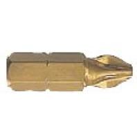 US512060 - Nástavec-bit - FISCHER - Pozidriv  Pz1 / 25  ISOTIN - 10 ks US512060